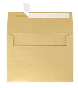 Envelope Upgrade - Add On Item for Professional Printing Orders - CraftyKizzy