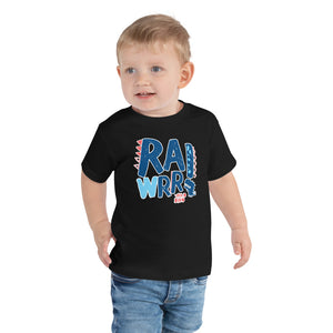 Rawrr Trex Wild Dino Tshirt - Dinosaur Birthday Outfit - Roarsome Dinosaur Party Shirt - Dino First Birthday Shirts - Roar-some Two T-shirt