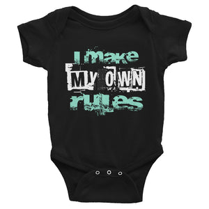 Funny Baby Short Sleeve One Piece