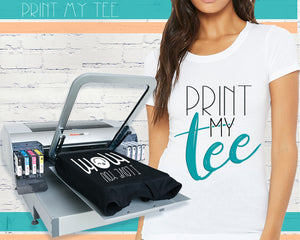 Cheap T-shirt printing - Direct to garment printing