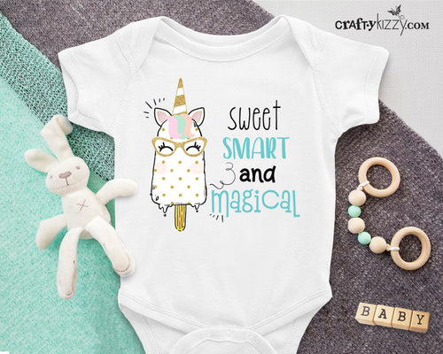 sweet ice cream bodysuit