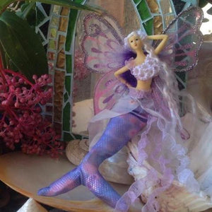 tail Mermaid doll