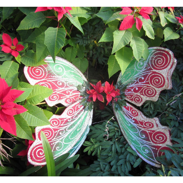 Christmas Fairy Angel Wings Custom made Adult Size Fairy wings fairy wing factory Australia