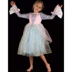 Cinderella Fairy Tale DressUp Costume Party Fancy Dress