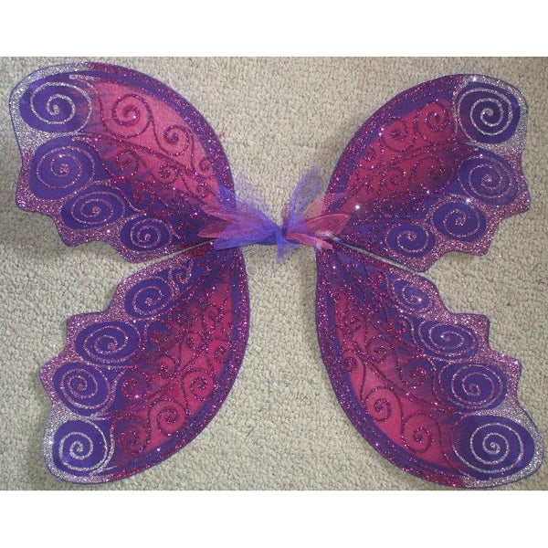 Costume Fairy Wings Custom Colours handmade Australia