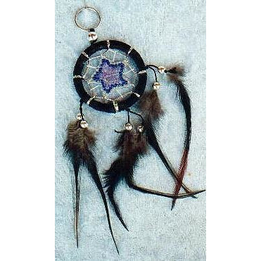 black keyring dreamcatcher
