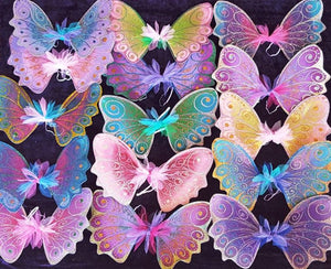 Handmade Fairy Wing Design Factory manufacturer