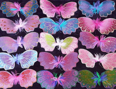 Fairy Wings handmade custom colors