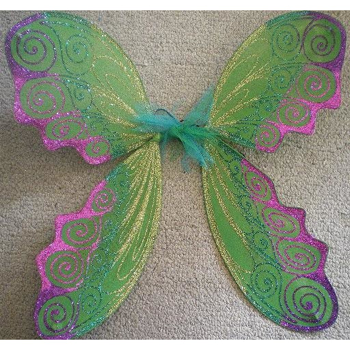 Forest Fairy Custom handmade Adult size Woodland  fairy wings