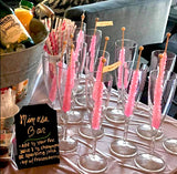 Rock Candy Mimosa Bar by Ashley W