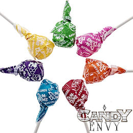 Dum Dums - Assorted Rainbow, Color Party - 75 ct. bag