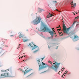 Baby Reveal Buttermints - 13 oz. Bag - Approximately 105 Individually Wrapped Mints
