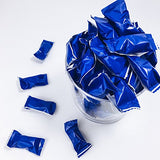 Royal Blue Buttermints - 14 oz. Bag - 108 Individually Wrapped Mints
