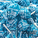 Dum Dums - Ocean Blue, Cotton Candy, Color Party - 75 ct. bag