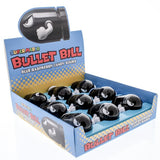 Bullet Bill Candy Tin - Officially Licensed by Nintendo, Super Mario Bros. Bullet Bill Candy Tins - 9-Pack