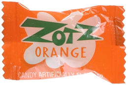 Zotz - Orange Flavored - 2 LB Bag