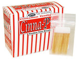 CINNA-PIX, ESPEEZ OLD FASHIONED CINNAMON TOOTHPICKS - 15 Pack, 24 ct.