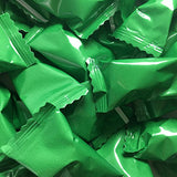Buttermints - Green, 13 oz. Bag - Approximately 105 Individually Wrapped Mints