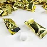 Buttermints - Gold Foil, 13 oz. Bag - Approximately 105 Individually Wrapped Mints