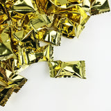 Gold Foil Wrapped Buttermints - 13 oz. Bag - Approximately 108 Individually Wrapped Mints