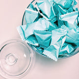 Buttermints - Light Blue, 13 oz. Bag - Approximately 105 Individually Wrapped Mints
