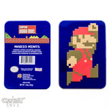Mario Mints - Super Mario Bros. 8-Bit Mint Tins - 18-Pack