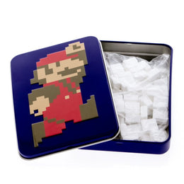 Mario Mints - Super Mario Bros. 8-Bit Mint Tins - 3-Pack