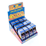 Ms. Pac-Man Arcade Ghosts - Arcade Cabinet Shaped Candy Tins - 12-Pack