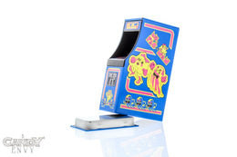 Ms. Pac-Man Arcade Ghosts - Arcade Cabinet Shaped Candy Tins - 3-Pack