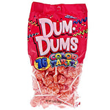 Dum Dums - Orange, Orange Flavor, Color Party - 75 ct. bag