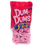 Dum Dums - Light Pink, Bubble Gum, Color Party - 75 ct. bag
