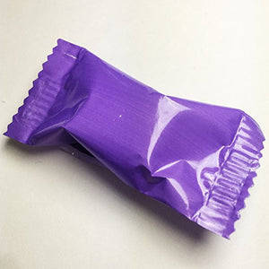 Buttermints - Purple, 13 oz. Bag - Approximately 105 Individually Wrapped Mints