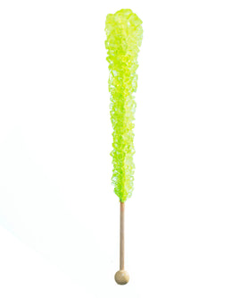 Rock Candy - Watermelon Flavored, Light Green - Individually Wrapped Multipacks