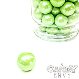 Gumballs - Shimmer Lime Green - 2 lb bag