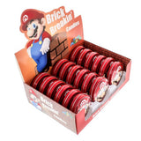 Super Mario Brick Breakin' Candies- Super Mario Candy Tins - 18-Pack