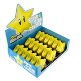 Super Star Candy Tins - Super Mario Super Star Candy Tins - 18 -Pack