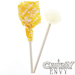 Dum Dums - Yellow, Cream Soda, Color Party - 75 ct. bag