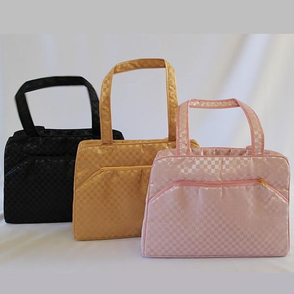 Naraya Large Checkered Bags