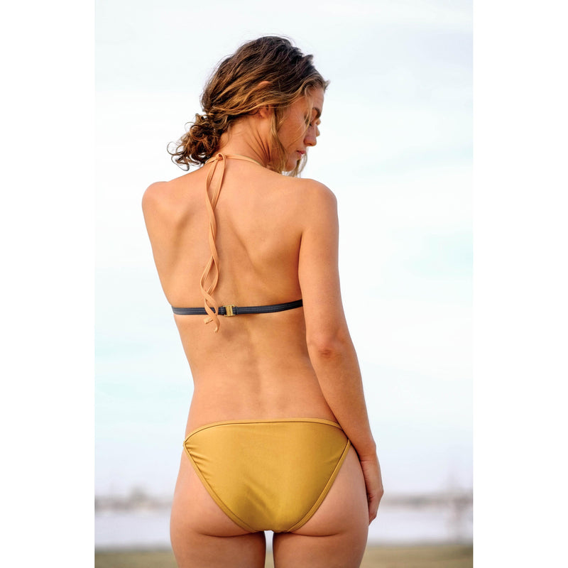 Gypsea bikini set - Old Gold