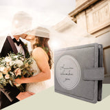 Wedding album for the memories of the most wonderful day