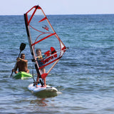 Surfing, kayaking, sailing or paddle board lessons and 2 nights for two by the sea. Camping Nestinarka