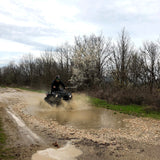 Off-road ATV Adventure for Extreme Natures. Haskovo