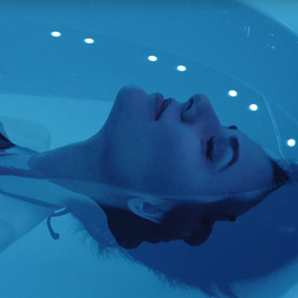 Flotation – A New Kind of Relaxation.