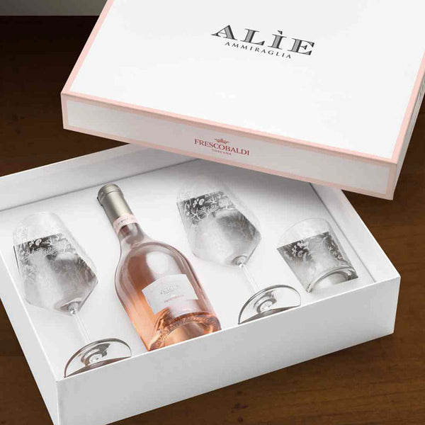 SPECIAL WINE BOX - For the connoisseurs with refined taste!