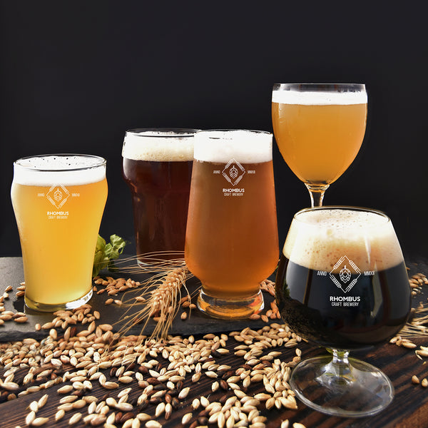 Beer tasting experience or a short story of how to make the perfect craft beer.