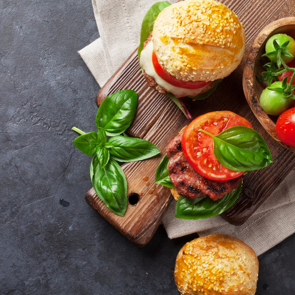 """Tasty burgers at home"": culinary course with chef Darin Stoykov"
