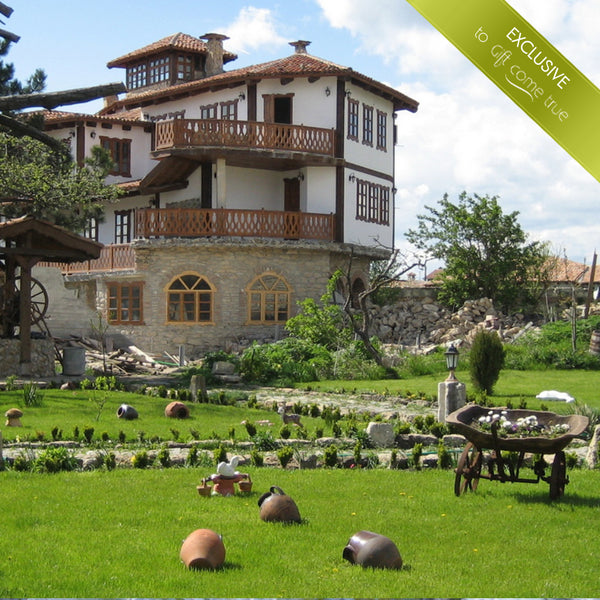 Feel the magic of Bulgaria –natural phenomenon, traditional dishes and horses for two
