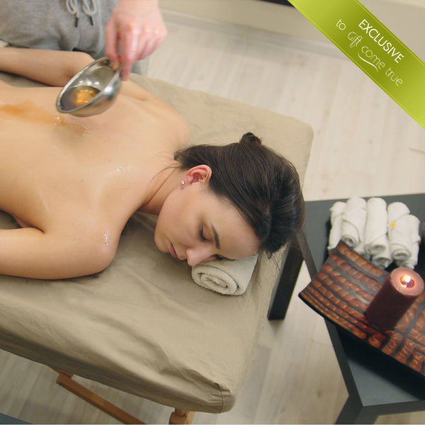 2 in 1: Classical massage and a SPA menu for full indulgence and regeneration