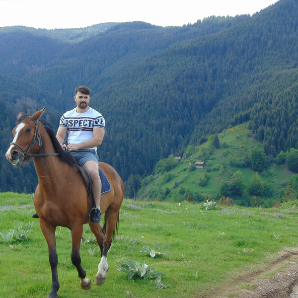 Destination... Love! Horse riding and overnight in a Rhodopes ranch for two
