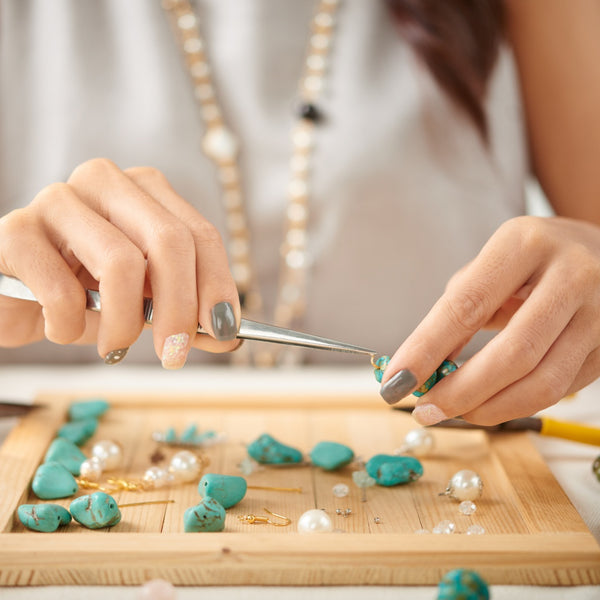 Individual jewelry making course /3 classes/